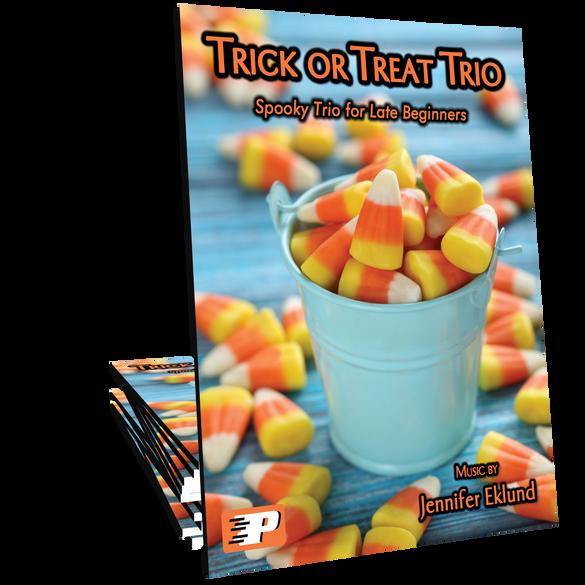 Trick or Treat Trio (Easy Trio)
