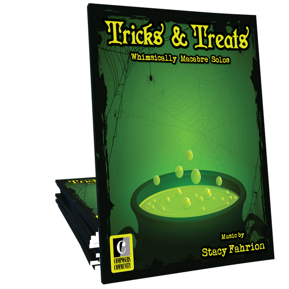 Tricks & Treats Songbook - Music by Stacy Fahrion