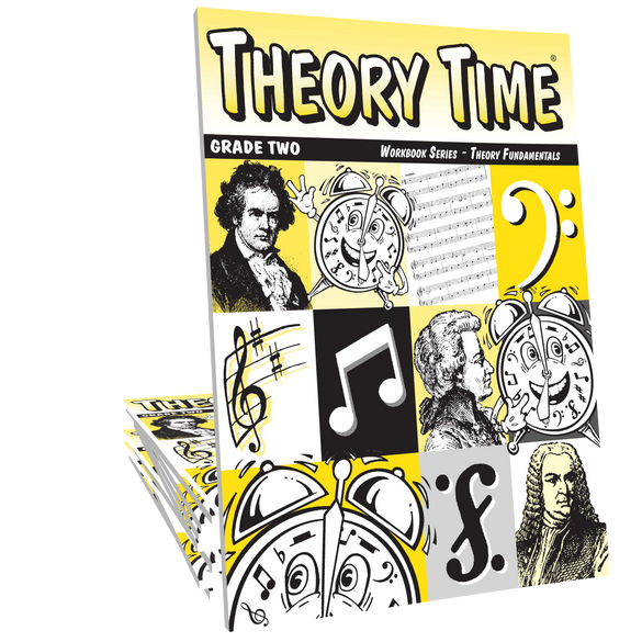 Theory Time®: Grade Two Workbook