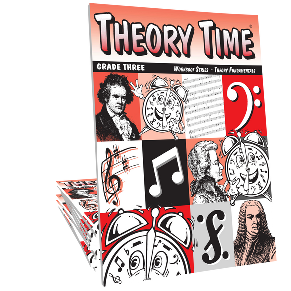 Theory Time®: Grade Three Workbook