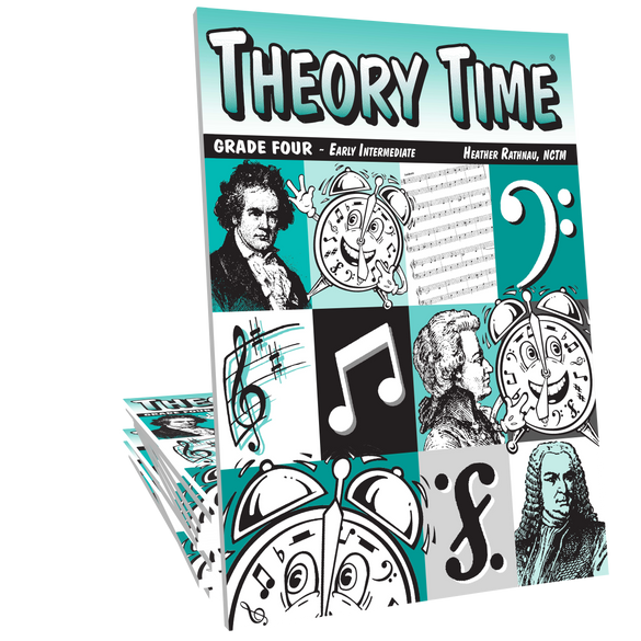 Theory Time®: Grade Four Workbook