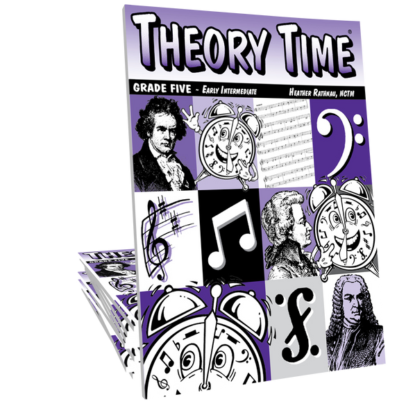 Theory Time®: Grade Five Workbook