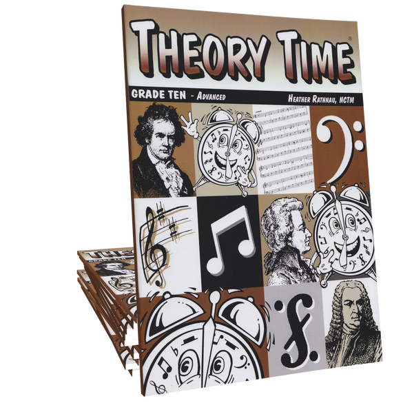 Theory Time®: Grade Ten Workbook
