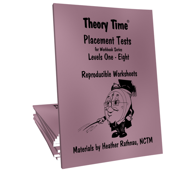 Theory Time®: Placement Tests