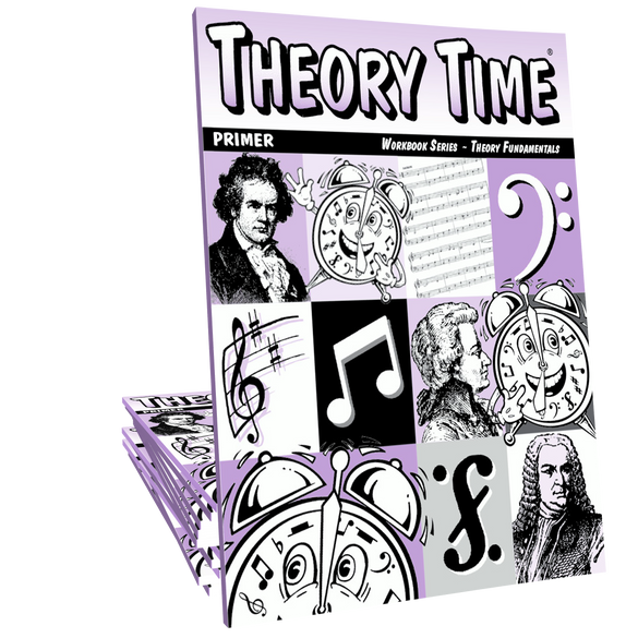 Theory Time®: Primer Workbook