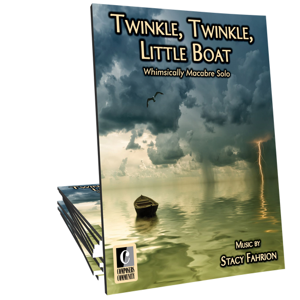 Twinkle, Twinkle, Little Boat - Music by Stacy Fahrion
