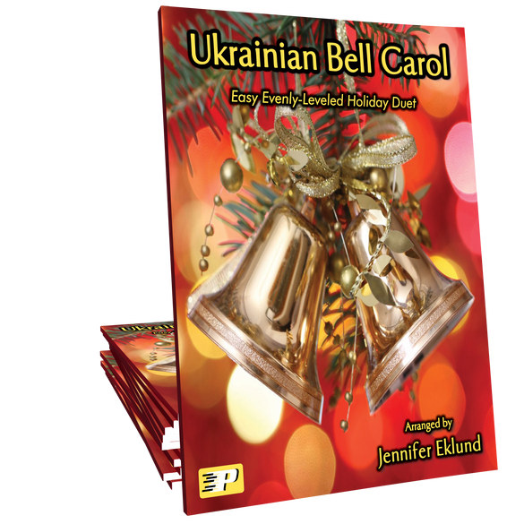 Ukrainian Bell Carol (Easy Evenly-Leveled Duet)