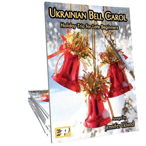 Ukrainian Bell Carol - Easy Piano Trio