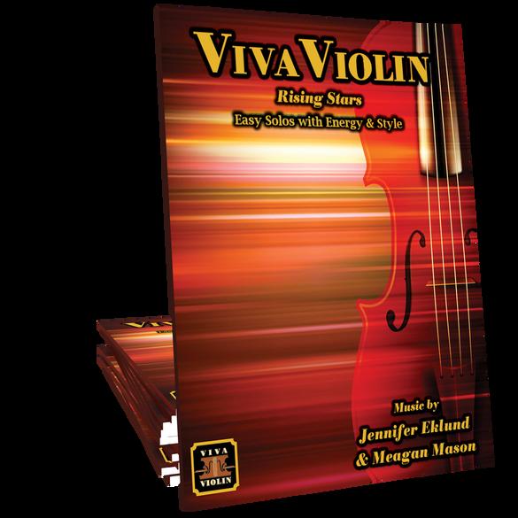 Viva Violin: Rising Stars Songbook