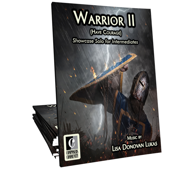 Warrior II (Have Courage)