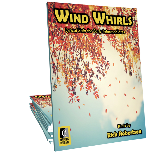 Wind Whirls - Music by Rick Robertson