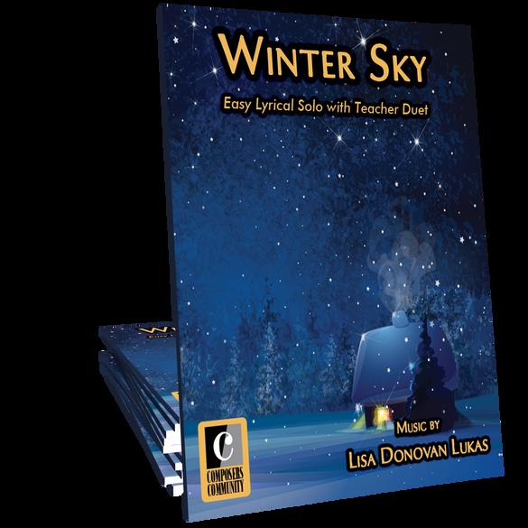 Winter Sky by Lisa Donovan Lukas