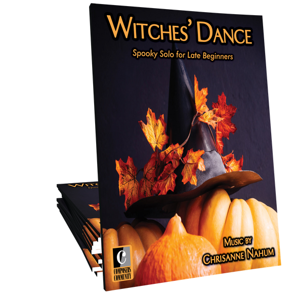 Witches' Dance - Music by Chrisanne Nahum