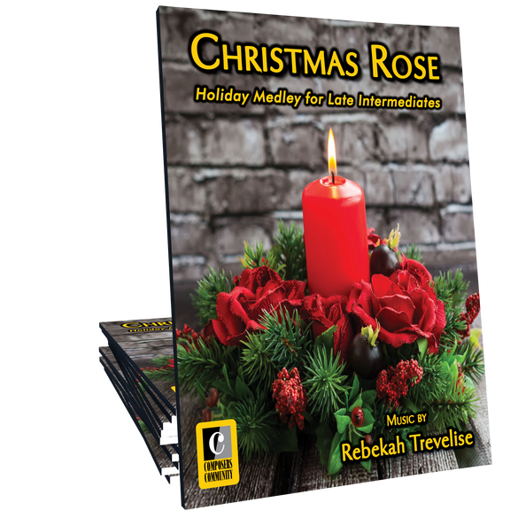 Christmas Rose Holiday Medley