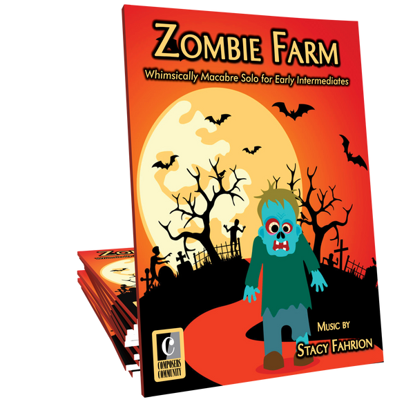 Zombie Farm - Music by Stacy Fahrion