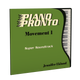 Piano Pronto® Movement 1: Super Soundtrack (Digital Single User: Mp3 Files)