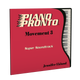Piano Pronto® Movement 3: Super Soundtrack (Digital Single User: Mp3 Files)