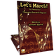 Let's March - Composition Worksheets for Beginners (Digital: Single User)