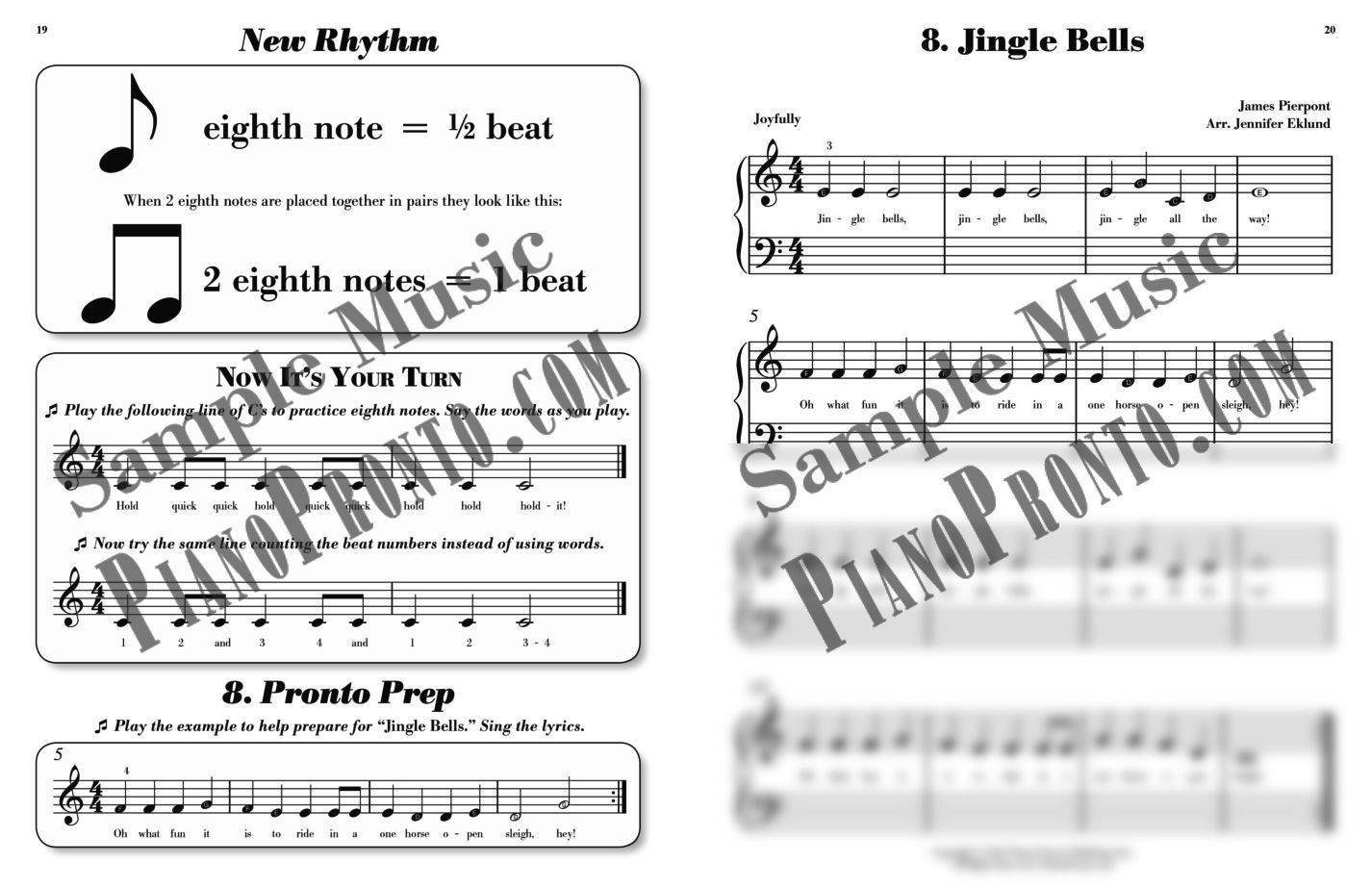 Piano Pronto®: Prelude | Hardcopy, Method Book | Piano Pronto Publishing