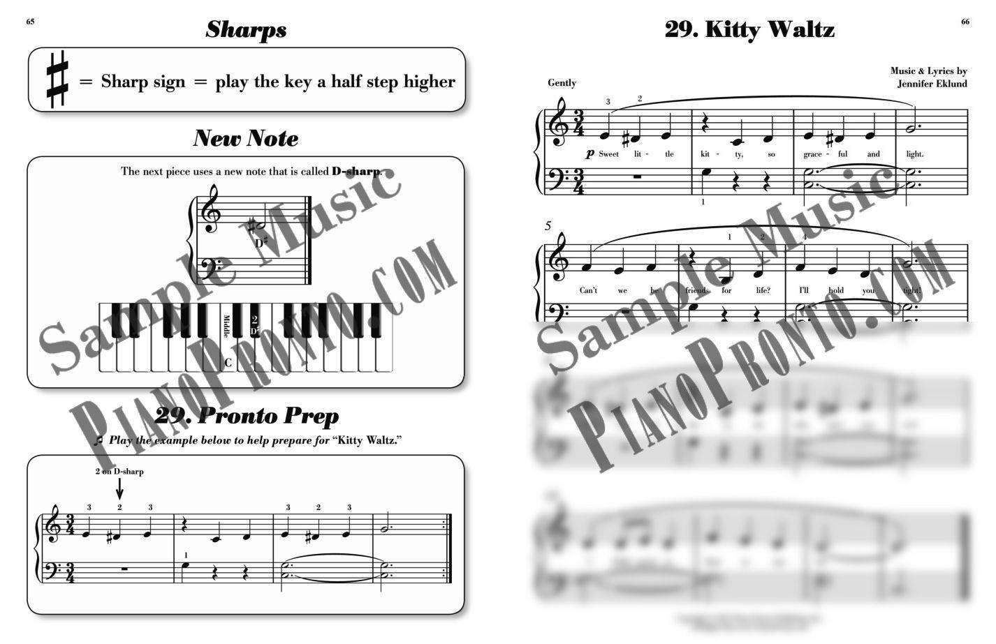 Piano Pronto®: Prelude | Hardcopy, Method Book | Piano Pronto Publishing