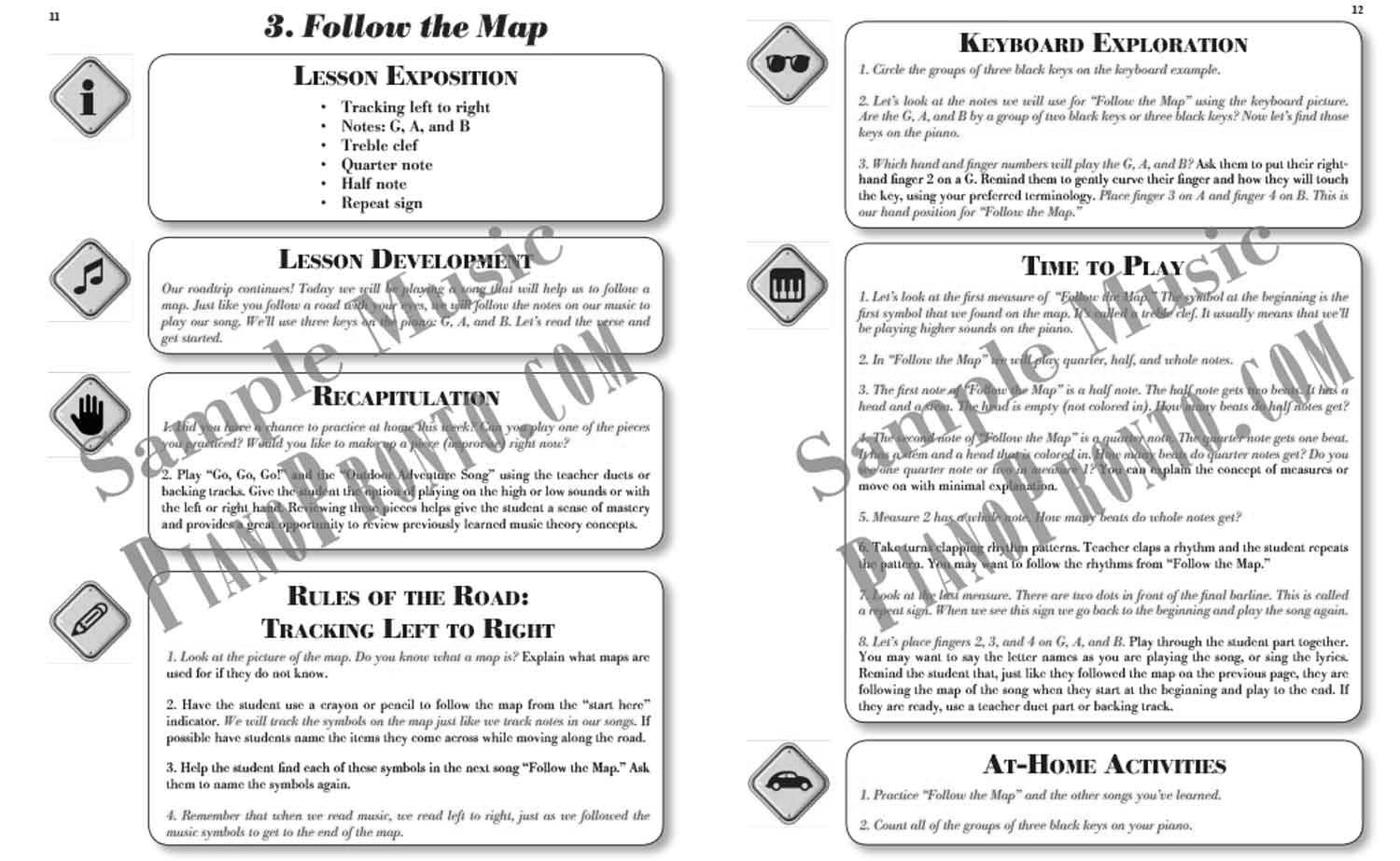 Roadtrip outdoor adventure hardcopy method book piano take a look inside biocorpaavc Image collections