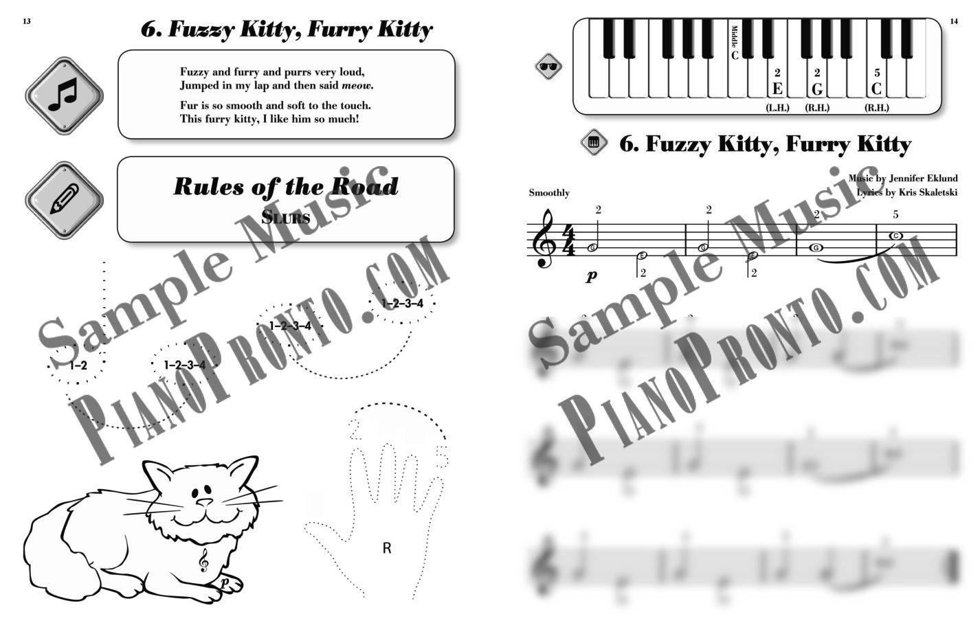 Roadtrip!® To the Farm | Hardcopy, Method Book | Piano Pronto ...