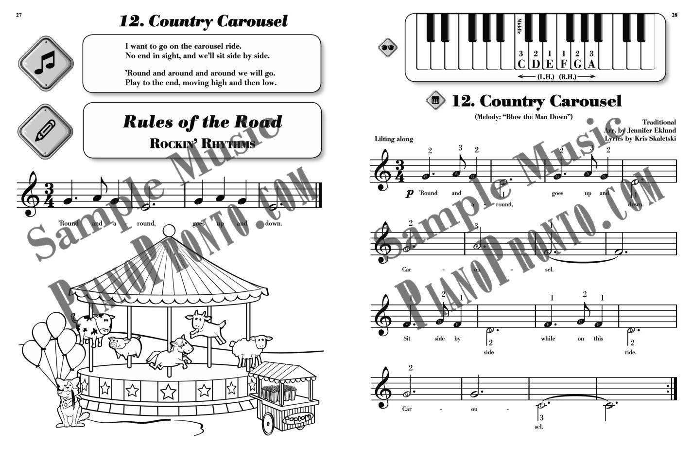 Roadtrip!® Country Carnival