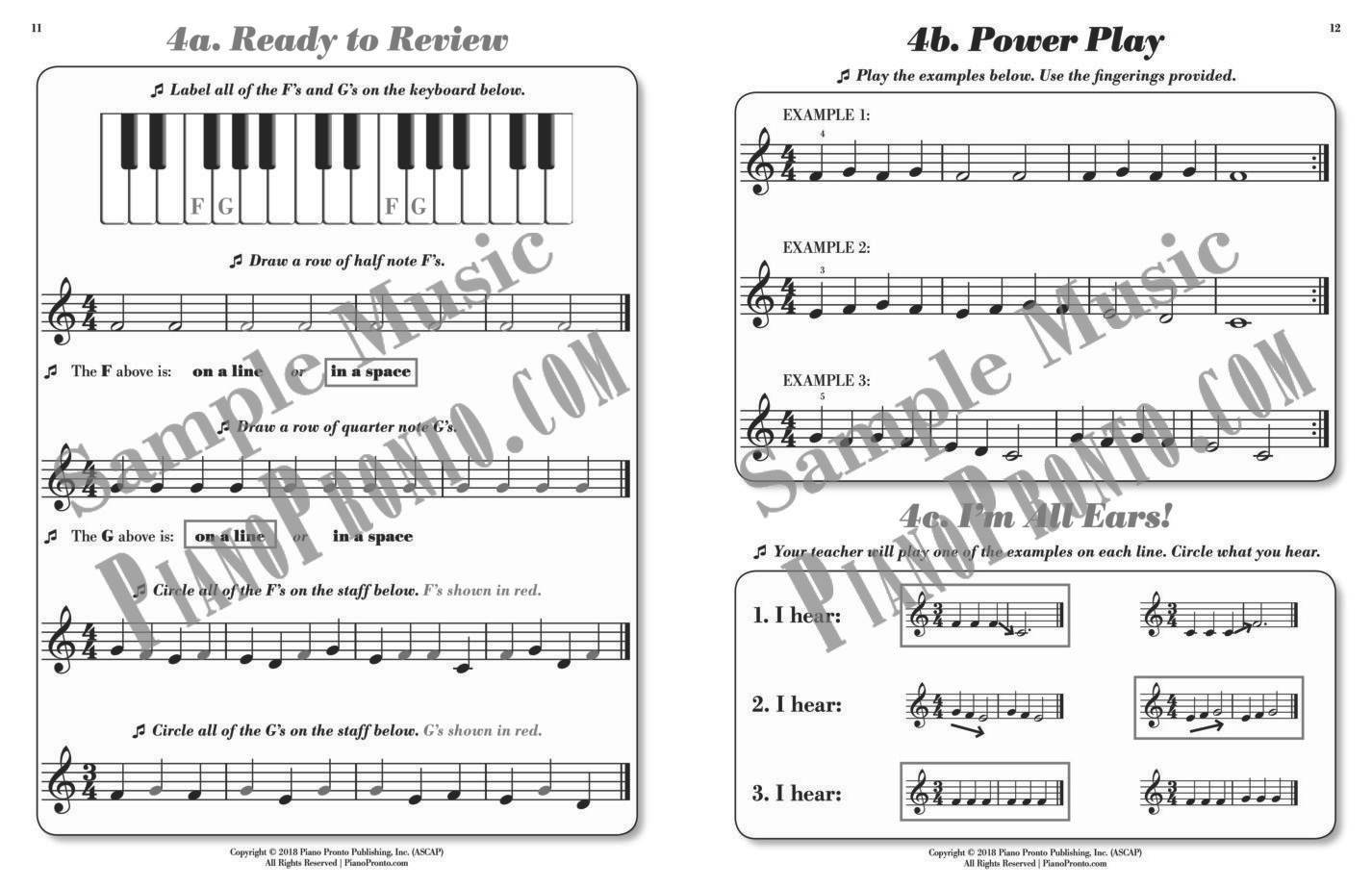 Image Result For Ap Music Theory Workbook Answers