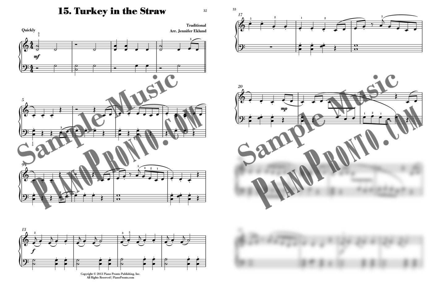 Songs i love to play volume 1 hardcopy songbook piano pronto printed in the usa fandeluxe Images