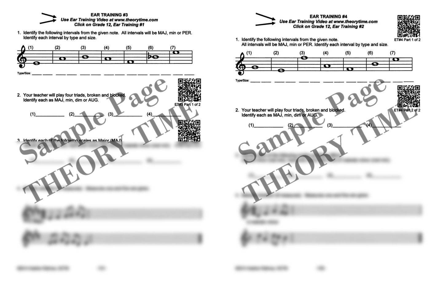 Image Result For Ap Music Theory Syllabus Pdf