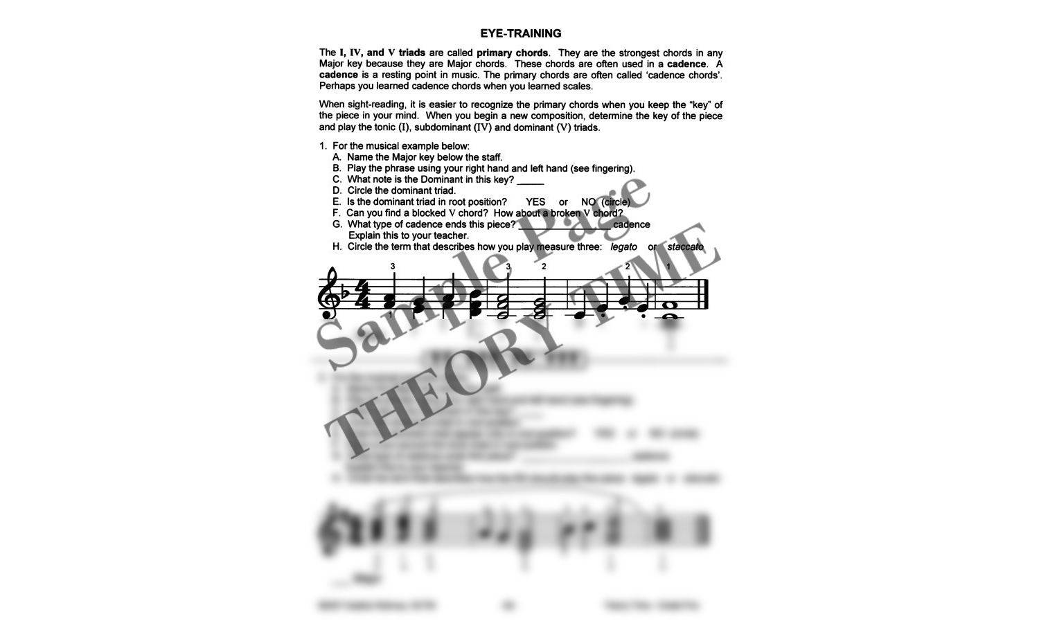 Theory time grade five workbook hardcopy workbook piano take a look inside hexwebz Image collections