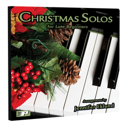 Christmas Solos for Late Beginners: Soundtrack