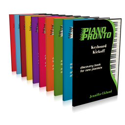 Piano Pronto® Complete Series