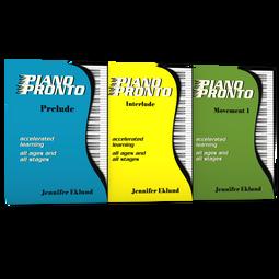 Piano Pronto® Beginners Starter Pack