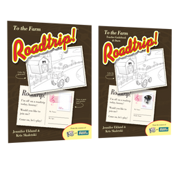 Roadtrip!™ To the Farm Teacher Essentials Student Book & Teacher Guidebook (Hardcopy)