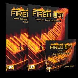 Fired Up! Level One Teacher Super Pack