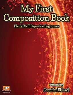 My First Composition Book