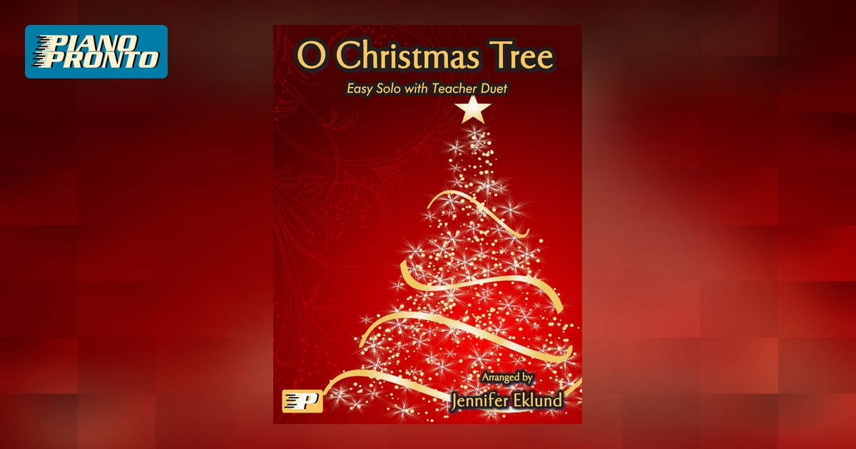 """O Christmas Tree Duet (from """"Christmas For Two"""")"""