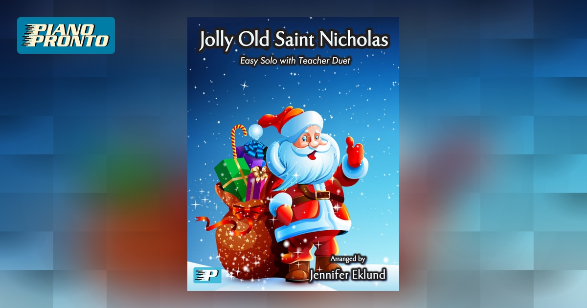 how to play jolly old saint nicholas on guitar