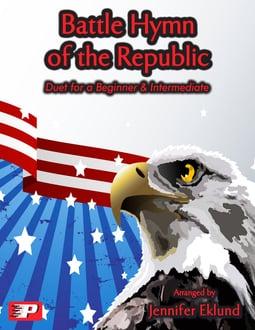 Battle Hymn of the Republic Mixed-Level Duet (Digital: Single User)