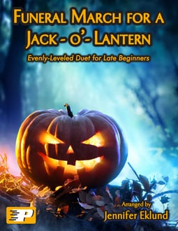 Funeral March for a Jack-o-Lantern