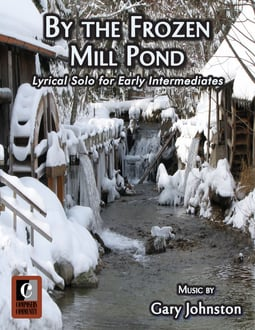 By the Frozen Mill Pond
