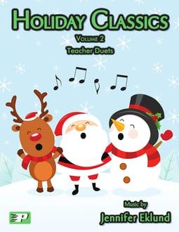 Holiday Classics Volume 2: Teacher Duets