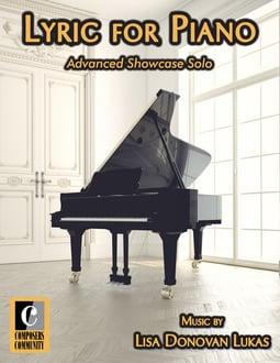 Lyric for Piano (Digital: Single User)