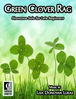 Green Clover Rag