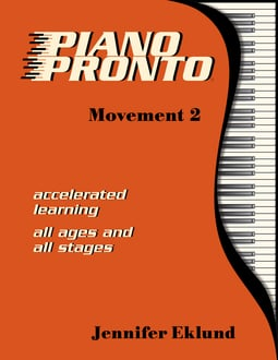 Piano Pronto®: Movement 2 (Hardcopy)