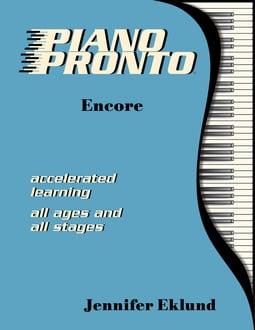 Piano Pronto®: Encore