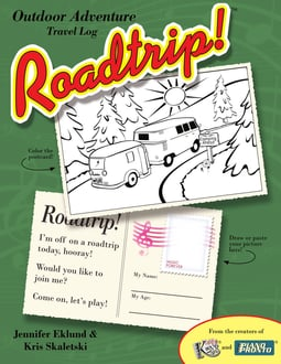 Roadtrip!® Outdoor Adventure: Student Travel Log