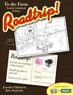 Roadtrip!® To the Farm: Teacher Guidebook & Duets