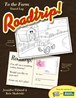 Roadtrip!® To the Farm: Student Travel Log